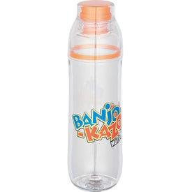 Logo Brighton Splash BPA Free Sport Bottle
