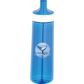Advertising Brink BPA Free Plastic Sport Bottle