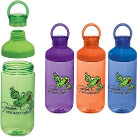Bubble BPA Free Bottle (22 Oz.)