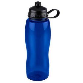Promotional Bubble Water Bottle