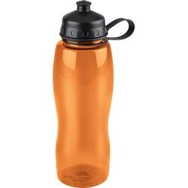 Advertising Bubble Water Bottle