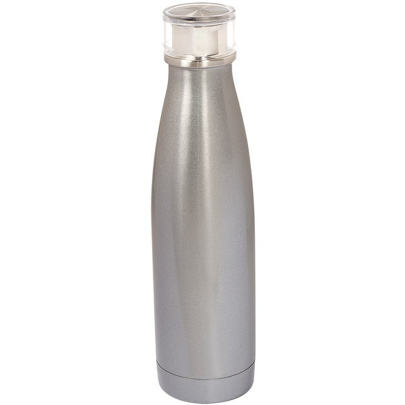Silver Built Perfect Seal Vacuum Insulated Bottle