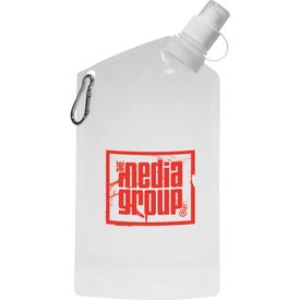 Cabo Water Bag with Carabiner for Your Organization