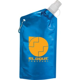 Cabo Water Bag with Carabiner for your School