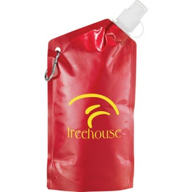 Cabo Water Bag with Carabiner for Promotion