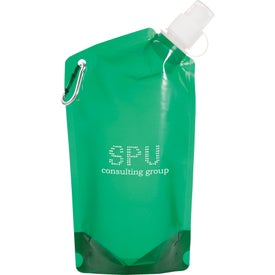 Cabo Water Bag with Carabiner for Advertising