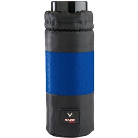 Callaway RAZR Series Water Bottle and Caddy Imprinted with Your Logo