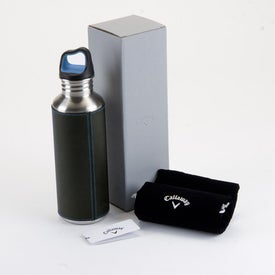 Callaway Stainless Water Bottle Imprinted with Your Logo