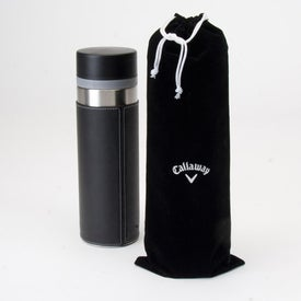 Callaway Cylindrical Stainless Thermal Bottle for Your Organization