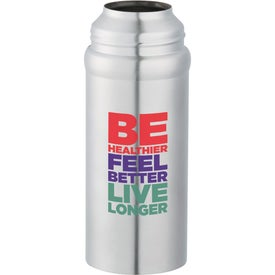 Imprinted Canteen Stainless Sport Bottle