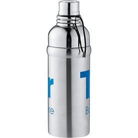 Canteen Stainless Sport Bottle with Your Slogan