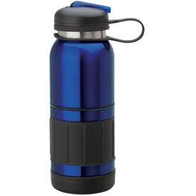 Casoria Steel Water Bottle for your School