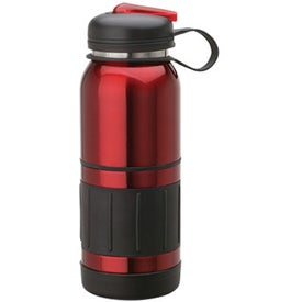 Advertising Casoria Steel Water Bottle