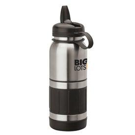 Casoria Steel Water Bottle for Advertising
