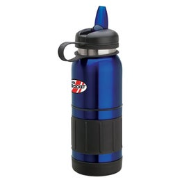 Customized Casoria Steel Water Bottle