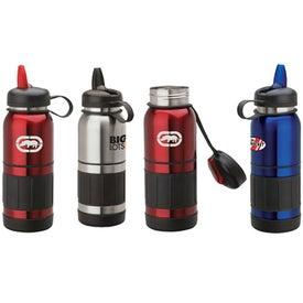 Casoria Steel Water Bottle