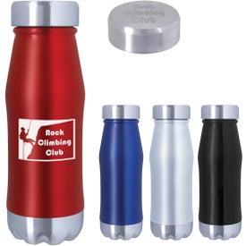 Cassel Stainless Steel Bottle (16 Oz.)