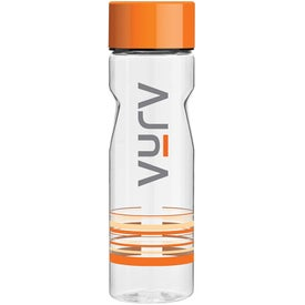 Catalina Column Water Bottle for Marketing