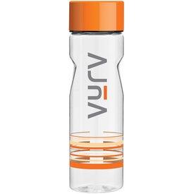Catalina Column Water Bottle for Marketing