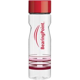 Imprinted Catalina Column Water Bottle