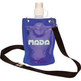 Promotional Catalina Water Bag Lanyard