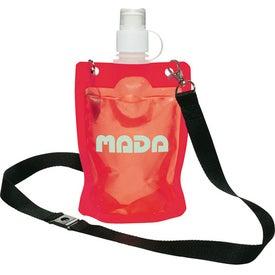 Personalized Catalina Water Bag Lanyard