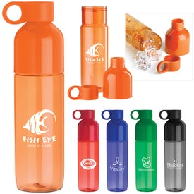 Circa Two Water Bottle Imprinted with Your Logo