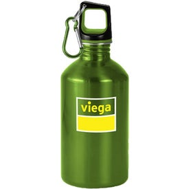 Personalized Classic Stainless Steel Sports Bottle