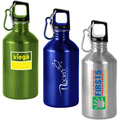 Classic Stainless Steel Sports Bottle