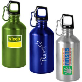 Classic Stainless Steel Sports Bottle (17 Oz.)