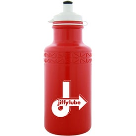 Classic Water Bottle Printed with Your Logo