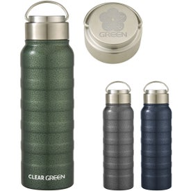 Clayton Stainless Steel Bottles (25 Oz.)
