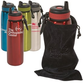 Company Click 'n Sip Bottle with Pouch