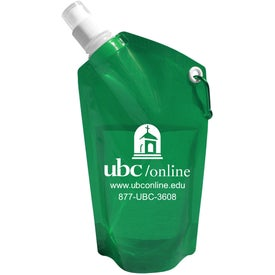 Company Collapsible Dromedary Water Bottle