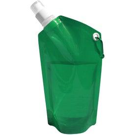 Custom Collapsible Dromedary Water Bottle