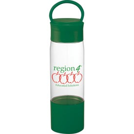 Color Band Tritan Sports Bottle for Your Church