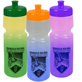 Cool Color Change Bottles with Your Slogan