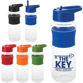 Color Gripper Bottle Branded with Your Logo