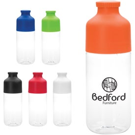 Color Top Bottle for Marketing