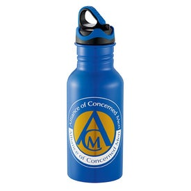Colorband Mini Stainless Bottle