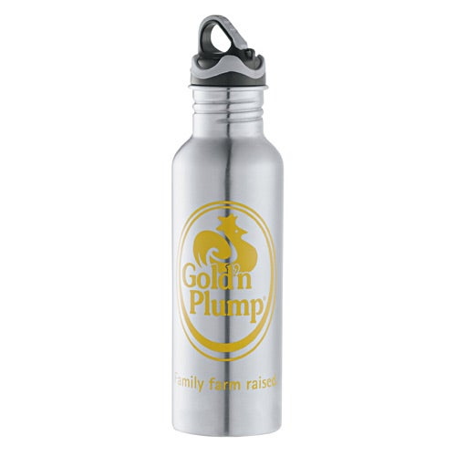 Colorband Stainless Bottle