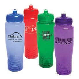 Colored Sport Bottle