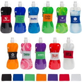 Comfort Grip Flex Water Bottle (16 Oz.)