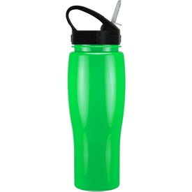 Contour Bike Bottle with Sport Sip Lid for Your Company