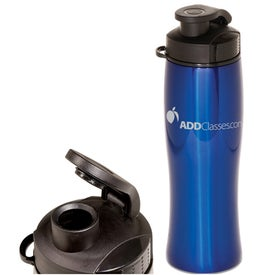 Contour Stainless Bottle for Your Company
