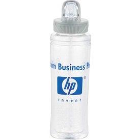 Personalized Cool Gear Ledge BPA Free Sport Bottle