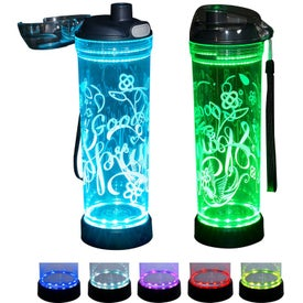 Cool Gear POP Light Bottle (22 Oz.)