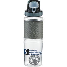 Cool Gear Protein Shaker Bottle (24 Oz.)
