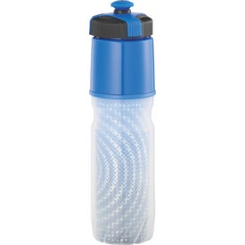 Branded Cool Gear Insulated BPA Free Squeeze Bottle
