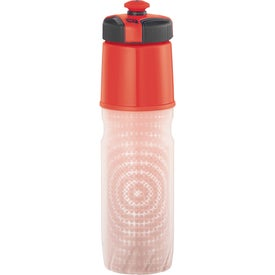 Imprinted Cool Gear Insulated BPA Free Squeeze Bottle